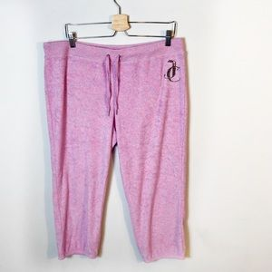 Juicy Couture | Terry Capris Joggers